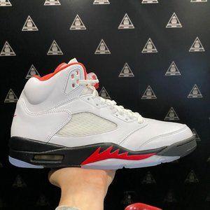 Air Jordan 5 Retro Fire Red 2020